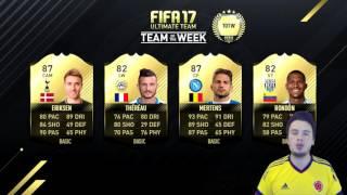 FIFA 17 TOTW 14 PREDICTIONS | TEAM OF THE WEEK | PACK OPENING TIPS | SUÁREZ & IBRAHIMOVIĆ