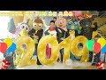 escuchar mp3 fiesta de fin de año - año nuevo 2019  kids play