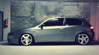ALFA ROMEO 147 AIRREX SUSPENSION NESSEN WHEELS