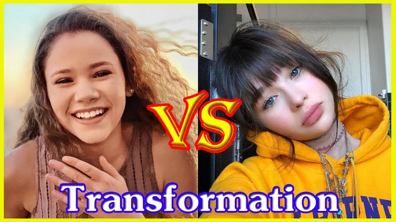 Download Malina Weissman vs Sierra Haschak transformation From 1 to 15 Years old