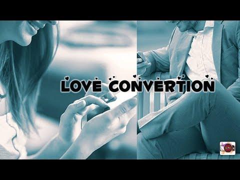 True Love Conversation In English   Best Love Chat Conversation Between Boyfriend And Girlfriend
