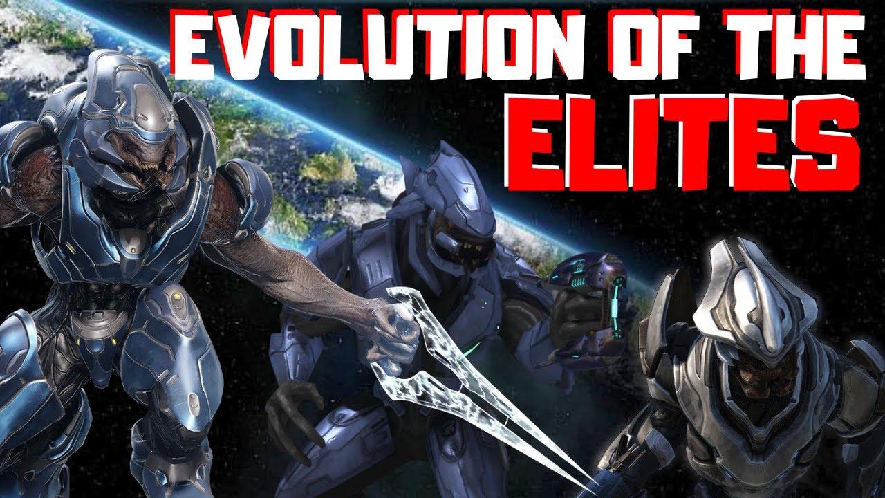 Evolution of the Elites