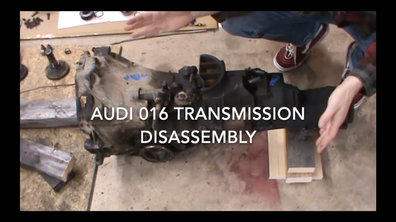 Transmission Options for my 4kq (Repair or Swap