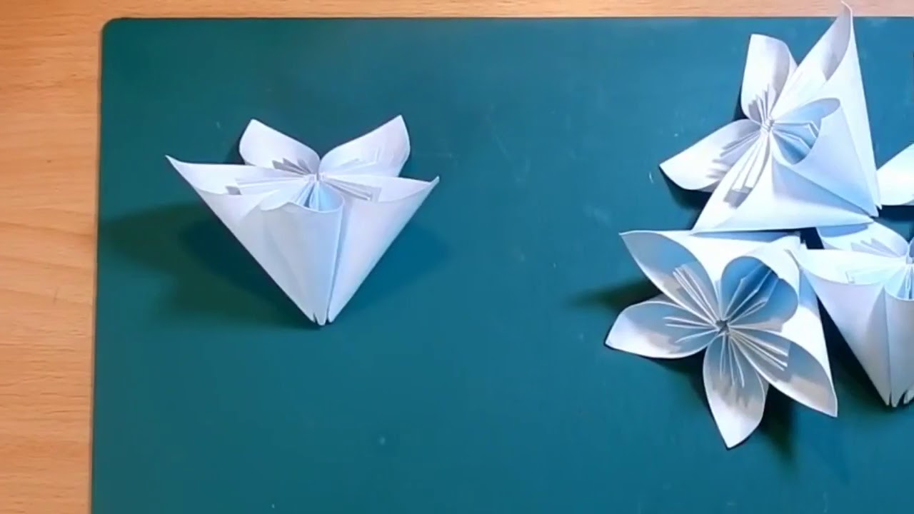 How to make simple paper flower lamp with led lights youtube how to make simple paper flower lamp with led lights mightylinksfo Gallery