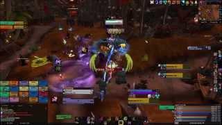 Kor'kron Dark Shaman - Siege of Ogrimmar - 20M Mythic (Warlock PoV)