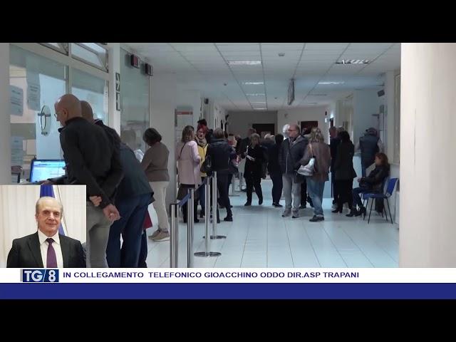Intervista al Direttore Sanitario dell Asp  Trapani Giocchino Oddo