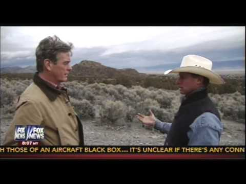 Government Persecutes Ranchers For Their Land - frightening thuggery