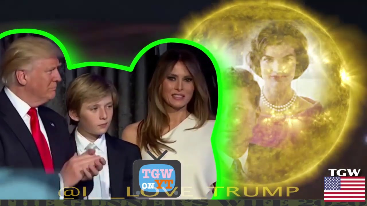 "WAIT FOR IT..Trump Clip Mix w/Lip Read ""can't believe I'm here thru your time machine"