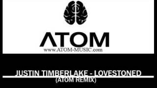 Gambar cover Justin Timberlake - Lovestoned (AtoM Remix)