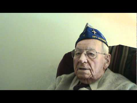 Bill Doyle - WWII Oral History - hedgerow combat and Hill 108