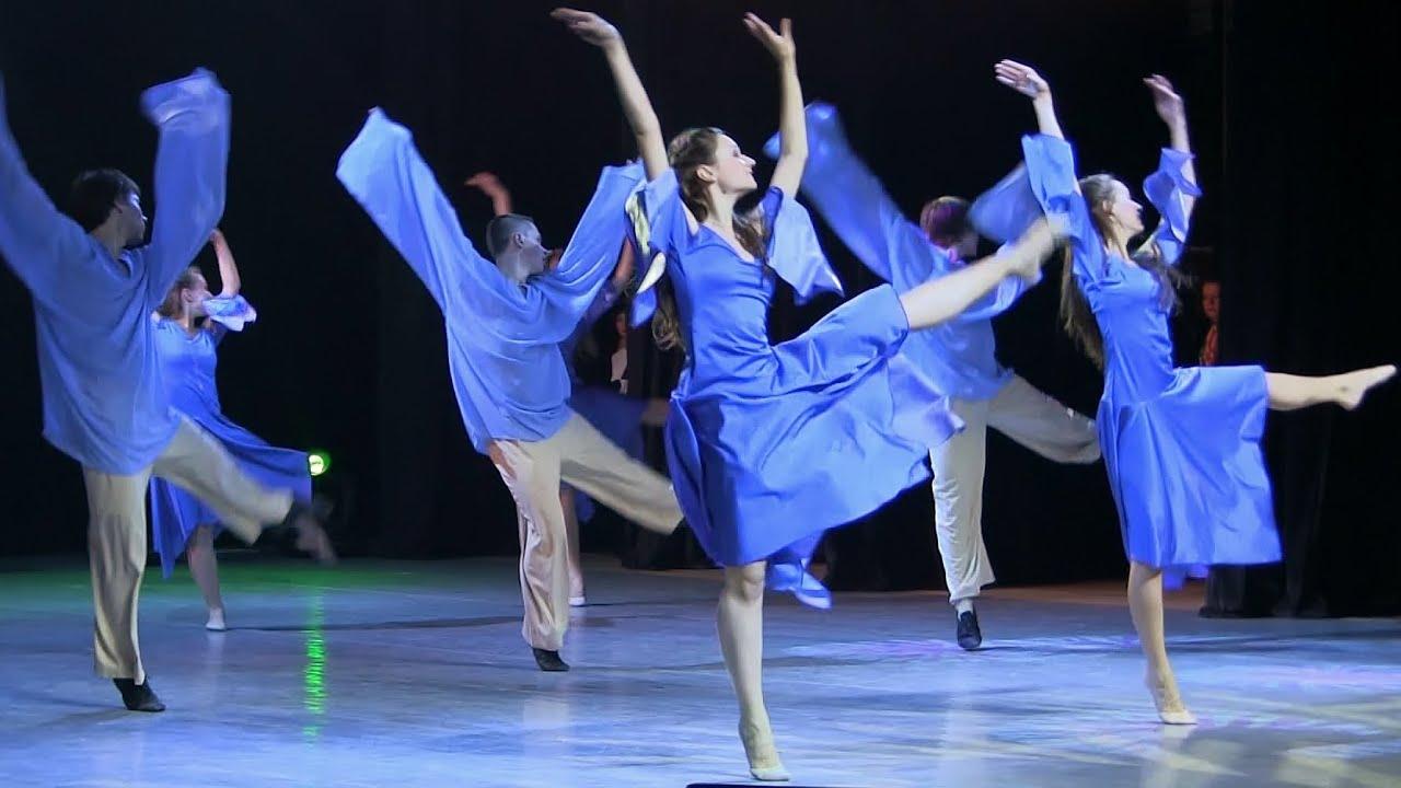 Танец видео полевые цветы