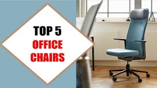 Top 5 Best Office Chairs 2018 | Best Office Chair Review By Jumpy Express