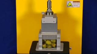 The Firmness of Green Pitted Olives using the Brookfield CT3 Texture Analyzer Thumbnail