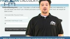 How to Calculate Interest on Hard Money Loans