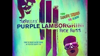 Skrillex & Rick Ross Purple Lamborghini  Bass boosted