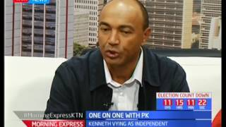 Peter Kenneth's plea to Nairobi residents to vote for him
