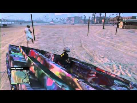 GTA V 5 Fun Times Online Pussay Patrol