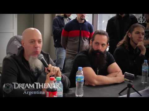 Q&A Dream Theater Argentina 2016