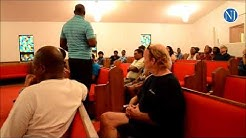 Church gathering condemns city manager remarks in video