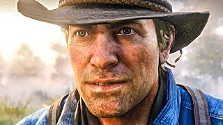 RED DEAD REDEMPTION 2 Trailer # 2 NEW (2018) PS4 / Xbox One / PC