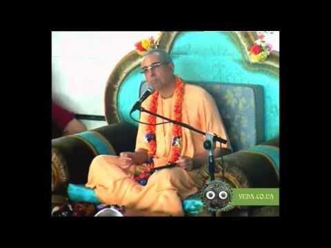 Бхагавад Гита 6.1 - Ниранджана Свами