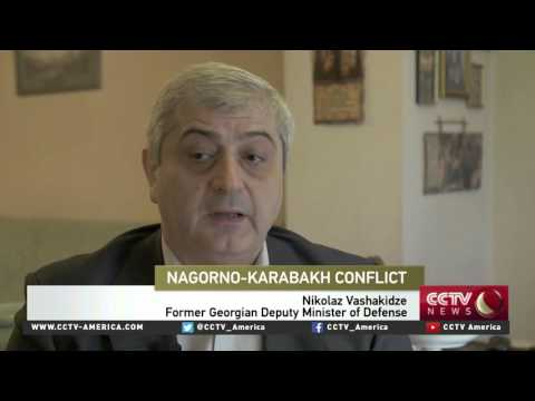 Armenia-Azerbaijan Conflict Flares Up