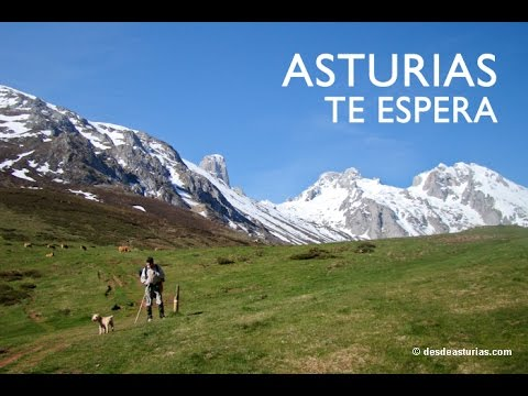 vídeo sobre In winter time take a holiday in Asturias