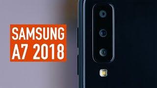 Перший погляд на Samsung A7 2018