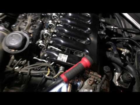 BMW x5 3.0 Diesel injector  DIY part 1