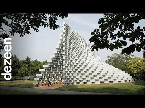 Interview with Bjarke Ingels discussing BIG's Serpentine Gallery Pavilion 2016