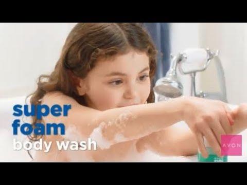 Super Foam Body Wash