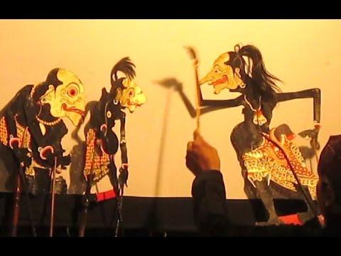 Ayak Goro Goro Wayang Kulit Purwa Live Gamelan Javanese Shadow Puppet Hd Youtube