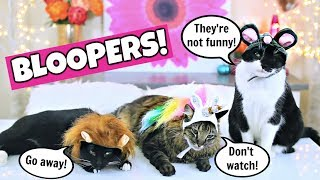 Bloopers & Outtakes - CraftyGirls!