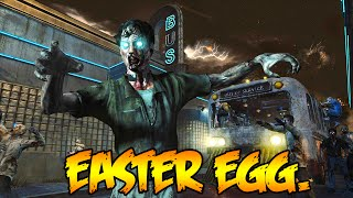 TRANZIT EASTER EGG. SEND HELP. (Black Ops 2 Zombies Easter Egg Gameplay)