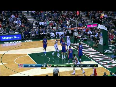 Detroit Pistons vs Milwaukee Bucks - Recap