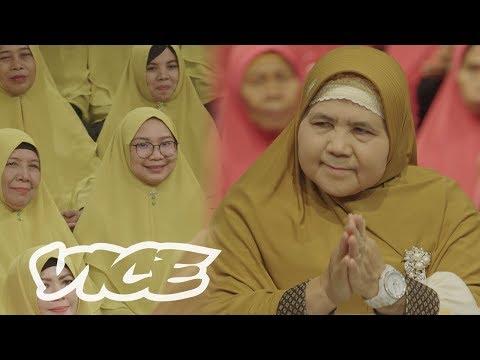 Bertemu Mamah Dedeh, Sang Mamah Dakwah Indonesia