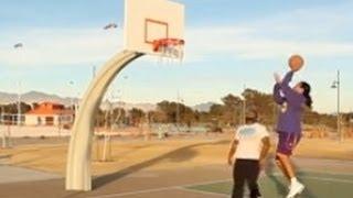1 on 1 basketball ahat hoops od vs diesel game 3 streetball