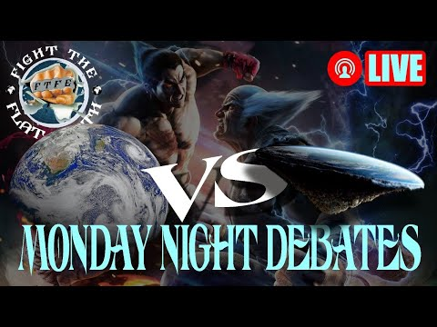 Monday Night Debates FTFE VS Andrew the Flat Earther Round 2 thumbnail