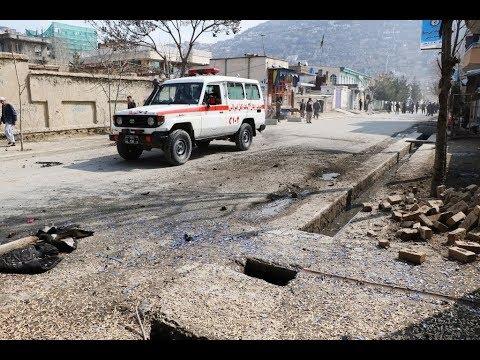 دوي انفجار وإطلاق نار في وسط كابول  - نشر قبل 5 ساعة