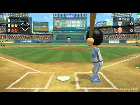 Wii Sports Club - Baseball Gameplay [ HD ]