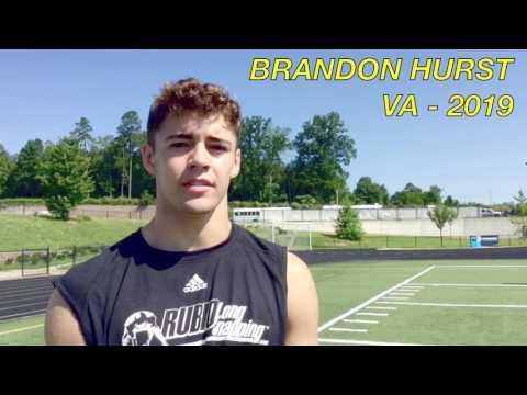 Rubio Long Snapping, Brandon Hurst, July 2017