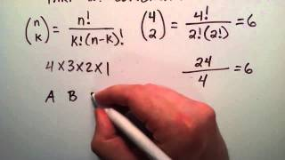 What is a Combination - Why Does d/dx (x^n) = nx^(n-1)  , Part 2