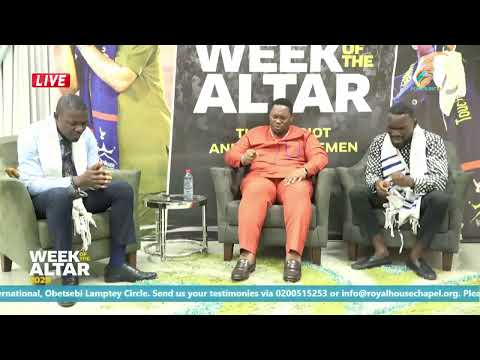 WEEK OF THE ALTAR 2020 DAY 11 NIGHT 9 (PART 2)