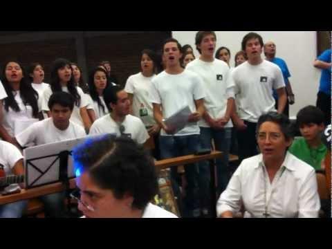 Coro Magno Asunción - La tierra es un lugar de gloria para Dios