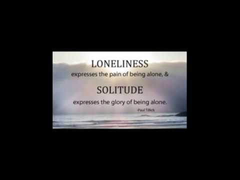 Depression Quotes About Being Alone Gorgeous Feeling Alone And Depressed Quotes  Youtube