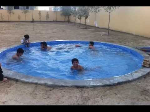 How to build small swimming pool youtube for Build your pool