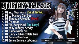 DJ TIKTOK TERBARU 2021 - DJ INTO YOUR ARMS FULL BASS TIK TOK VIRAL REMIX TERBARU 2021