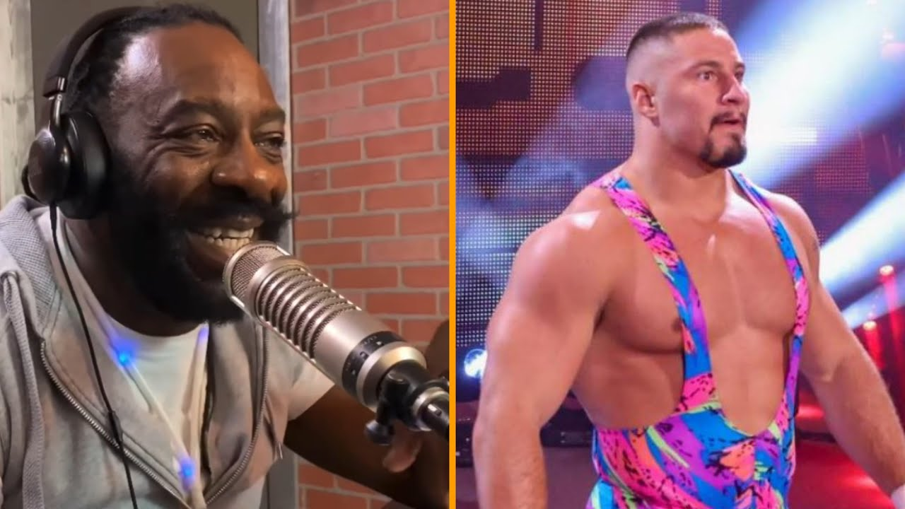 Booker T Says Bron Breakker Should Already Be On WWE Main Roster