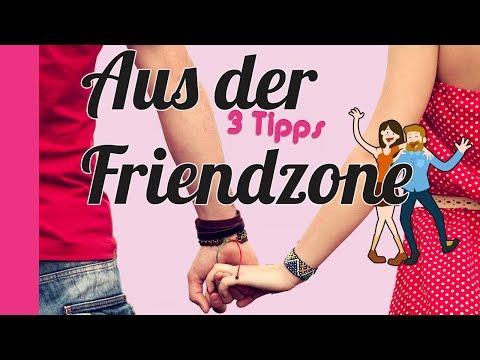 Raus aus der Friendzone 💑 / Friend Zone verlassen / 3 Tipps für starke Mädchen