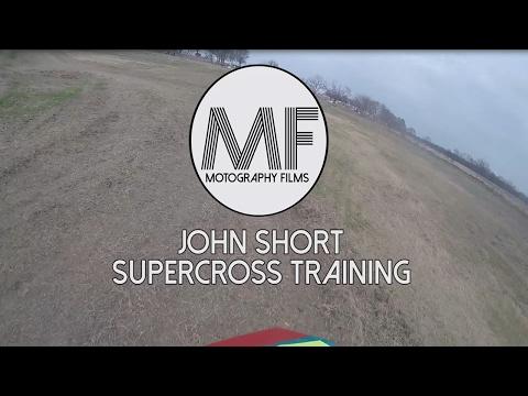 John Short Supercross Training